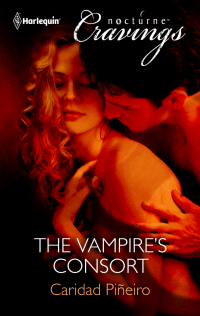 THE VAMPIRE'S CONSORT erotic paranormal romance