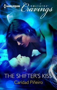 THE SHIFTER'S KISS erotic romance novella