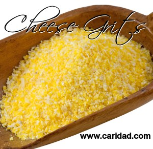yellow corn grits