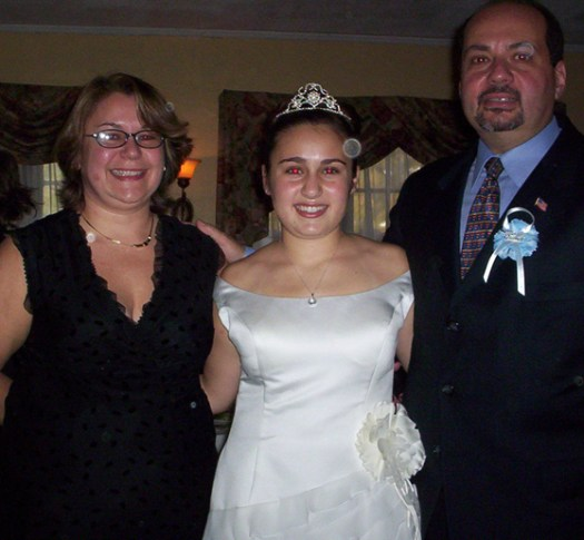 Mom, Sam & Dad