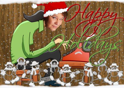 Caridad Christmas wishes