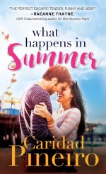 What Happens in Summer  At the Shore Contemporary Romance Series