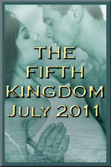 THE FIFTH KINGDOM Romantic Suspense by Caridad Pineiro