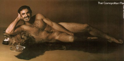 Burt Reynolds from Cosmo - Used Under Fair Use Provisions