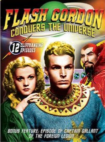 Flash Gordon DVD - Copyright St. Clair Vision