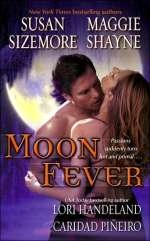 MOON FEVER anthology cover