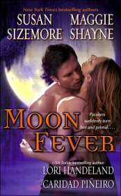 MOON FEVER Anthology - NY Times and USA TODAY Bestseller - Clilck here for more info