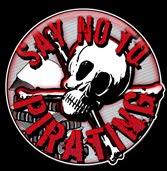 Please stop piracy!