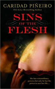 SINS OF THE FLESH by Caridad Pineiro Grand Central Publishing November 2009