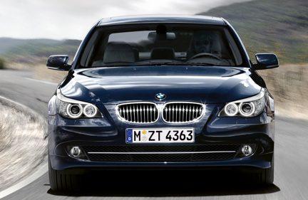 BMW série 5 2007 : le lifting