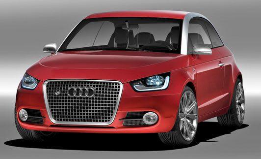 Audi A1 Metro project quattro, future petite citadine Audi
