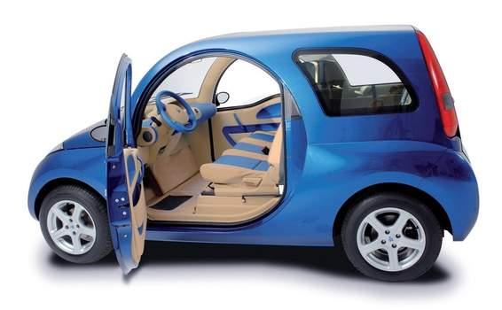 Les voitures électriques françaises 2009