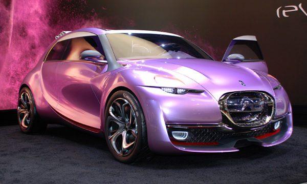 Concept Car Citroen Revolte