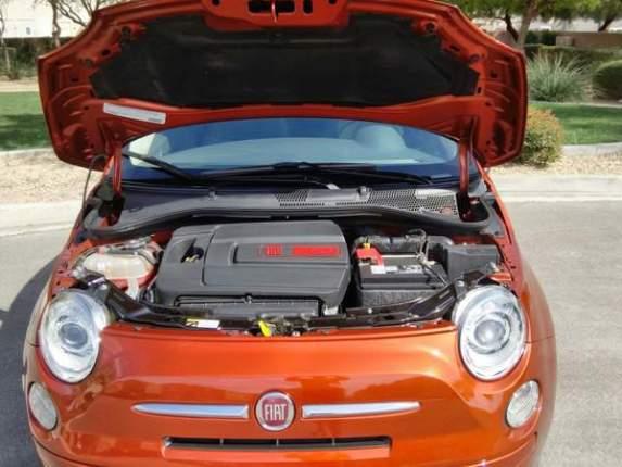 Emission de CO2 Fiat champion