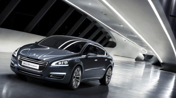Concept car 5 by Peugeot
