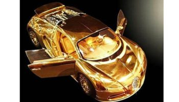 Bugatti Veyron en Jouet à 2.93 millions de Dollars