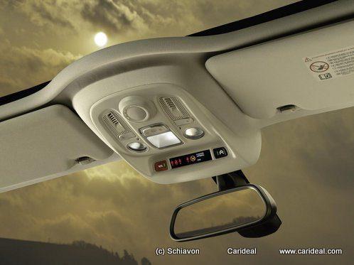 La touche SOS de la nouvelle Citroen C4 2010