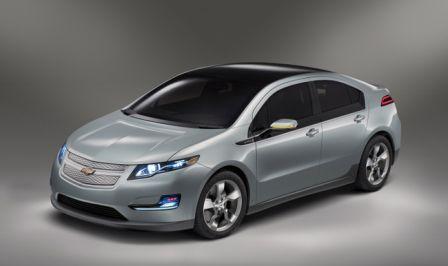 Chevrolet Volt Hybride