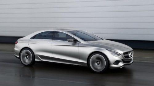 Mercedes F800 Style Hybride