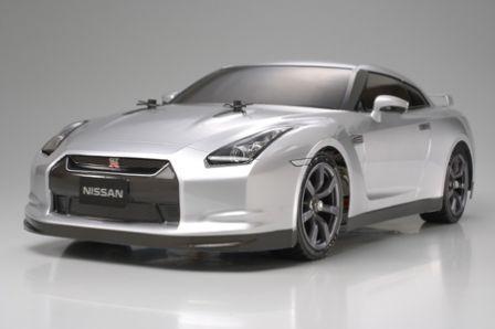 Une nouvelle Nissan GT-R RC pour la piste