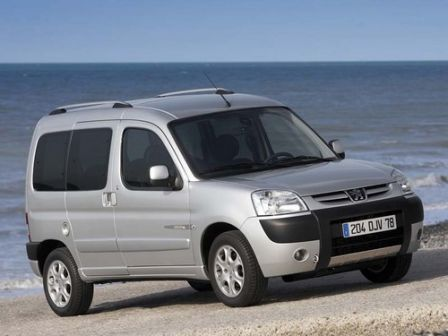Peugeot Partner occasion ludospace