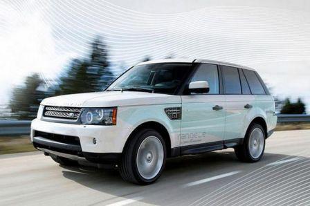Land Rover Range_e hybride