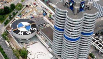 Année record pour BMW bénéfice quadruplé