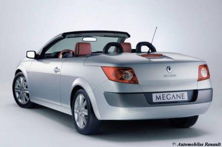 Cabriolet pas cher Renault Megane CC