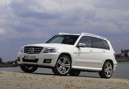 Mercedes GLK occasion