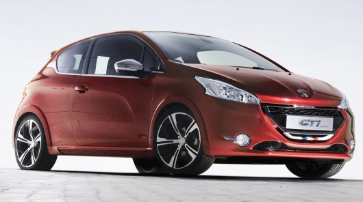 Peugeot 208 GTI et 208 XY la version chic