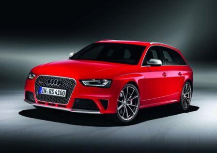 Audi RS4 2012