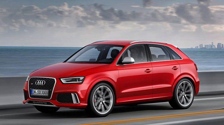 Audi RS Q3 2012