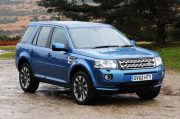 Nouveau Land Rover Freelander 2013 en Video