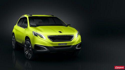 Le Peugeot 2008 se précise