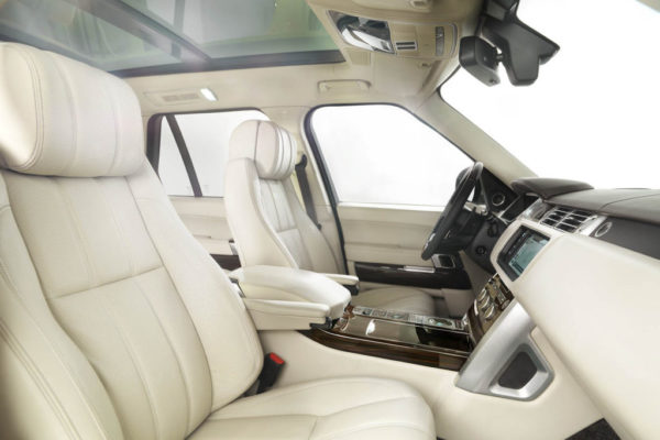 Habitacle Range Rover 2013 4x4 de Luxe