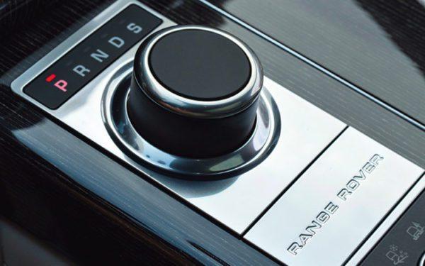 Range Rover 2013 4x4 de luxe Joystick