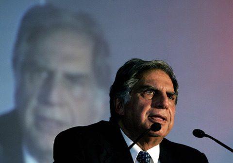Ratan Tata PDG du groupe Tata la Chine est le plus gros marché pour JLR
