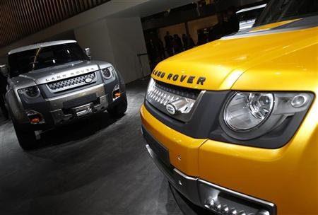 800 recrutements chez Jaguar Land Rover
