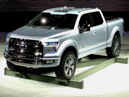 Concept car Ford Atlas