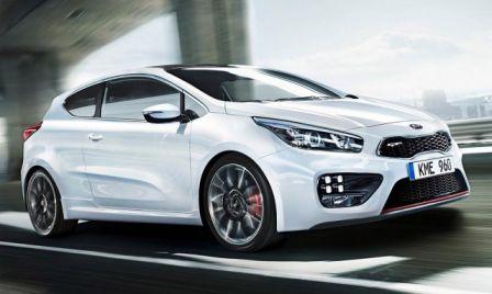 Nouveaux moteurs essence pour la Kia Pro Ceed GT