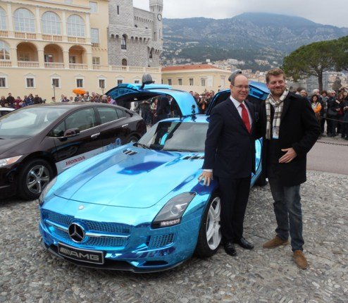 Monaco eco luxury car 2013