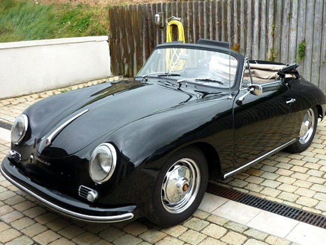 Voiture de Collection Porsche 356 1959