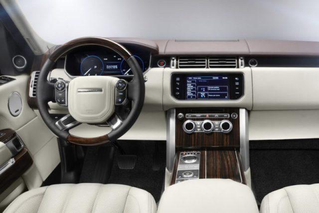 Range Rover Sport 2014 intérieur