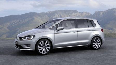 Volkswagen Golf Plus 2013