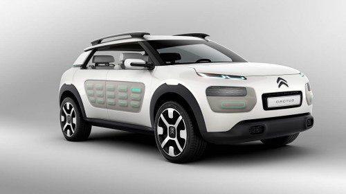 La future Citroën Cactus