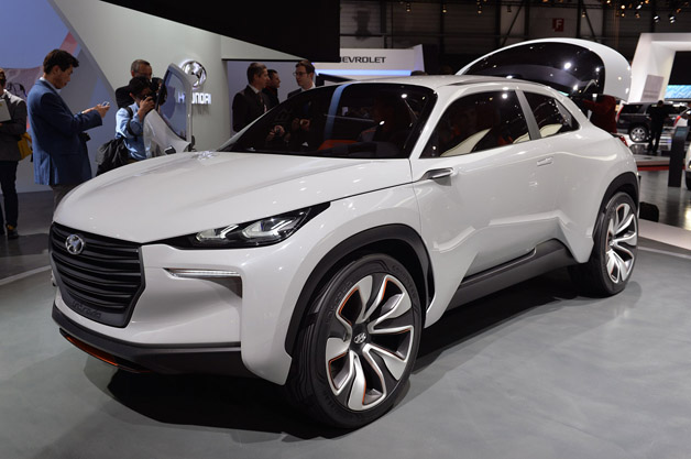 Concept Car Hyundai Intrado