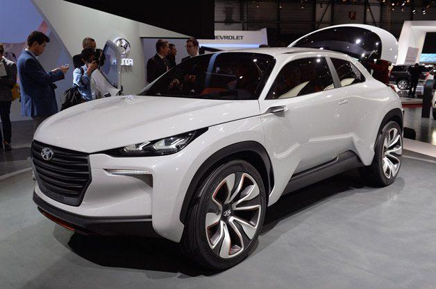 Concept Car Hyundai Intrado