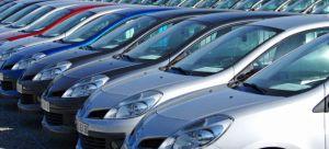 Prix de la voiture moyenne vendu en France en forte augmentation.