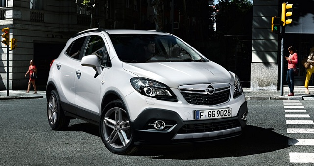 opel mokka diesel un moteur moderne blog auto carid al. Black Bedroom Furniture Sets. Home Design Ideas