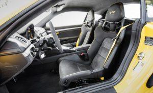 Sièges bacquets Porsche Cayman GT4